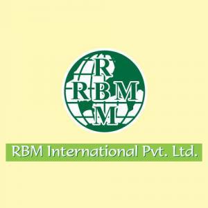 RBM International Pvt Ltd logo