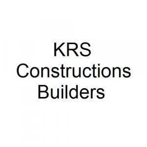 KRS Constructions Builders logo