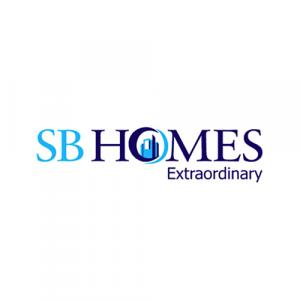SB Homes logo