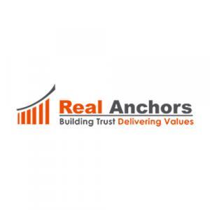 Real Anchors logo