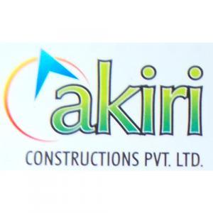 Akiri Constructions Pvt. Ltd. logo
