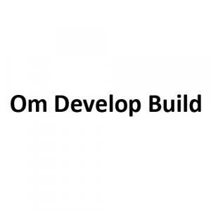 Om Develop Build logo