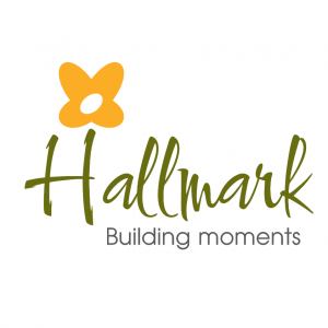 Hallmark Builders  logo