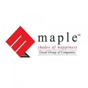 Maple Shelters logo