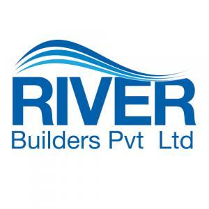 River Builders logo