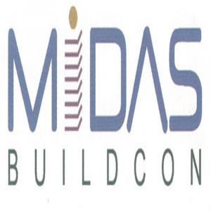 Midas Buildcon logo