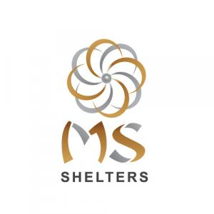 MS Shelters logo