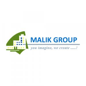 Malik Group logo