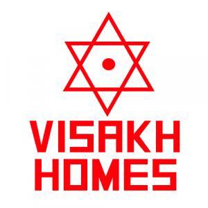 Visakh Homes logo
