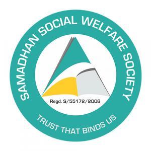 Samadhan Social Welfare Society logo