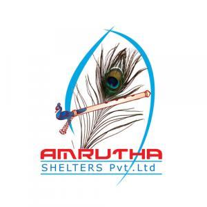 Amrutha Shelters logo