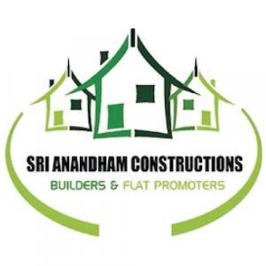 Sri Anandham Constructions logo