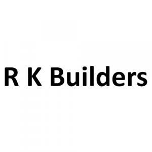 R K Builders logo