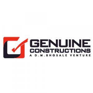 Genuine Constructions logo