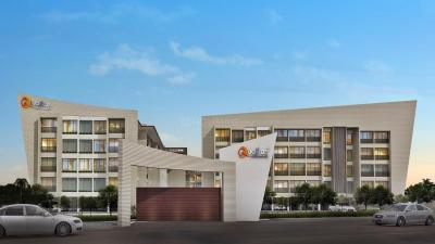 Gallery Cover Image of 890 Sq.ft 2 BHK Apartment for rent in Qualitas Gardens, Koproli for 9500