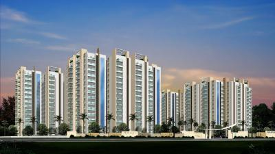 Gallery Cover Image of 1380 Sq.ft 3 BHK Apartment for rent in Carlton Creek, Manikonda for 28000