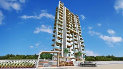 Gallery Cover Image of 1350 Sq.ft 3 BHK Apartment for rent in Garodia Girivan Paramjyoti, Ghatkopar East for 55000