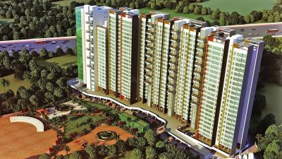 Gallery Cover Image of 1203 Sq.ft 2 BHK Apartment for buy in Aadi Allure Wings A To E, Bhandup East for 14900000