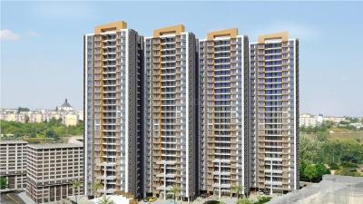 Gallery Cover Image of 1650 Sq.ft 3 BHK Apartment for rent in Kamala Shakti Enclave, Malad West for 45000
