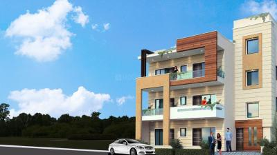 Gallery Cover Image of 1250 Sq.ft 3 BHK Villa for rent in Green Field Colony by Aashirwad Home Developers & Consultants, Sector 41 for 17000