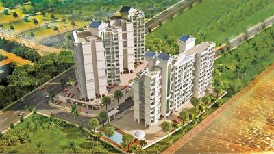 Gallery Cover Image of 1135 Sq.ft 2 BHK Apartment for buy in Lakhani LA Riveria, Panvel for 8200000