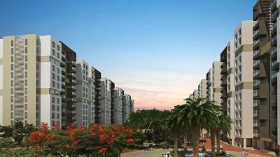 Gallery Cover Image of 1150 Sq.ft 3 BHK Apartment for buy in Jaikumar Parksyde Residences, Pathardi Phata for 5100000