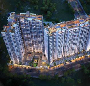 Gallery Cover Image of 323 Sq.ft 1 BHK Apartment for buy in Royal Pristo, Malad East for 6500000