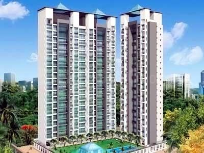 Gallery Cover Image of 1150 Sq.ft 2 BHK Apartment for buy in Tharwani's Riviera, Kharghar for 10000000