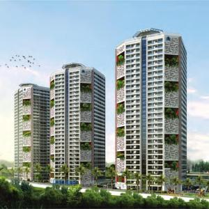 Gallery Cover Image of 1831 Sq.ft 4 BHK Apartment for buy in Northernsky City, Pumpwell for 15000000