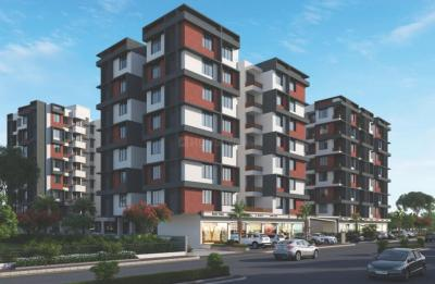Gallery Cover Image of 1368 Sq.ft 2 BHK Apartment for buy in Samarth Dharti Saket 2, New Ranip for 5351000