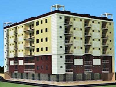 Gallery Cover Image of 900 Sq.ft 1 RK Apartment for rent in Golden Nest - 4, Chaukhandi for 4000