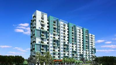 Gallery Cover Image of 1276 Sq.ft 2 BHK Apartment for rent in Uber Verdant, Doddakannelli for 26000