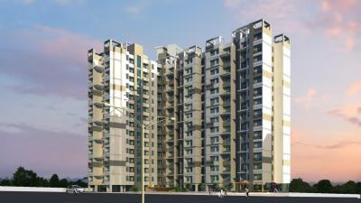 Gallery Cover Image of 800 Sq.ft 2 BHK Apartment for buy in Sai Shrushti Heights, Khardipada for 4800000