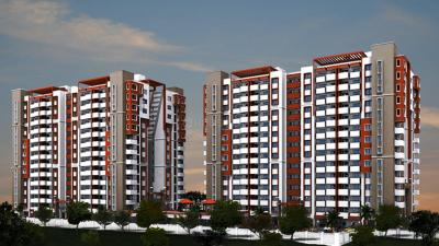 Gallery Cover Image of 1410 Sq.ft 2 BHK Apartment for rent in Valmark Amoda, Gottigere for 17000