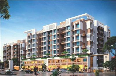 Gallery Cover Image of 385 Sq.ft 1 RK Apartment for buy in Happy Homes, Rasayani for 1500000