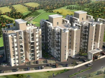 Gallery Cover Image of 700 Sq.ft 2 BHK Independent Floor for buy in Ashadeep Tulip, Naharpur Kasan for 1900000