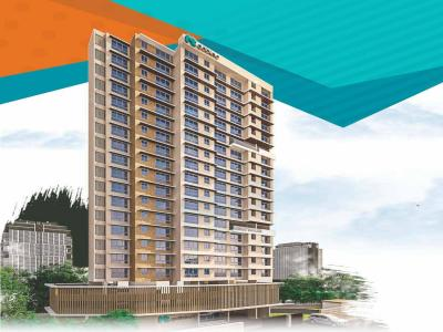 Gallery Cover Image of 432 Sq.ft 1 BHK Apartment for buy in MK Gabino, Andheri West for 9600000
