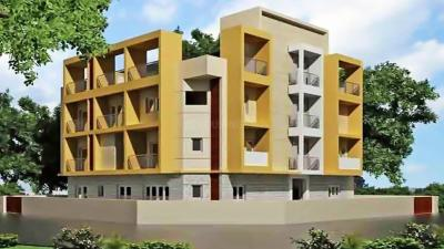 Gallery Cover Image of 1346 Sq.ft 3 BHK Apartment for buy in Devinarayan Aise, Nandanam for 18000000