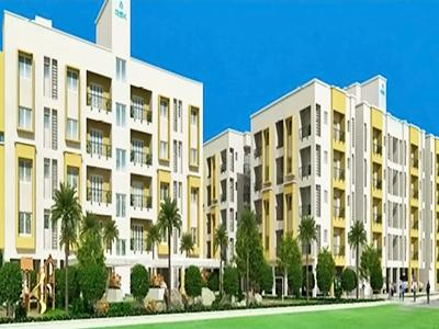 Gallery Cover Image of 750 Sq.ft 2 BHK Apartment for rent in RSK Orchid Garden, Semmancheri for 13000