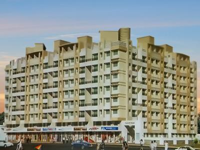 Gallery Cover Image of 560 Sq.ft 1 BHK Apartment for rent in Sanskruti Heights, Nalasopara West for 6000