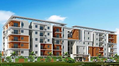 Gallery Cover Image of 1216 Sq.ft 2 BHK Apartment for rent in Poe Tree, Narsingi for 22000