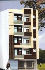 Gallery Cover Image of 800 Sq.ft 2 BHK Apartment for rent in Residency, Uttam Nagar for 8500