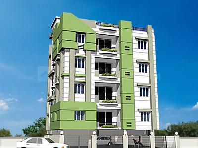 SK Sai Trimurti Apartment
