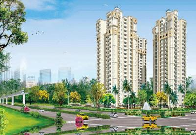Gallery Cover Image of 1200 Sq.ft 2 BHK Apartment for rent in Supertech 34 Pavilion , Sector 34 for 16000