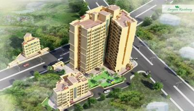 Gallery Cover Image of 560 Sq.ft 1 BHK Apartment for buy in Sargam Residency, Naigaon East for 2240000