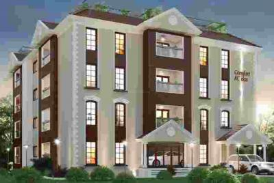 Gallery Cover Image of 2630 Sq.ft 3 BHK Apartment for buy in Comfort KC Das, Ashok Nagar for 39450000