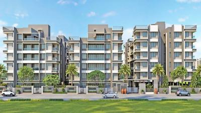 Gallery Cover Image of 1890 Sq.ft 3 BHK Apartment for buy in Arise Western, Ognaj for 11000000