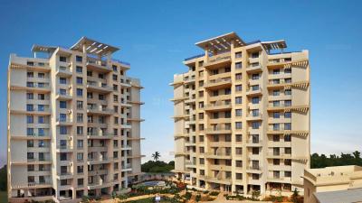Gallery Cover Image of 1300 Sq.ft 2 BHK Apartment for buy in Kool Arena, Balewadi for 9700000