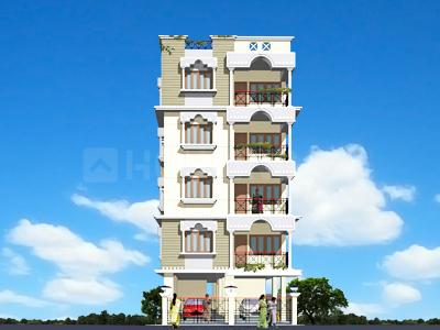 Gallery Cover Image of 750 Sq.ft 3 BHK Independent Floor for rent in Krishna Floors - 5, Madhu Vihar for 10000