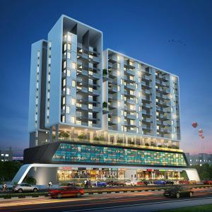 Gallery Cover Image of 1080 Sq.ft 2 BHK Apartment for buy in Saarrthi Success Square, Kothrud for 15500000